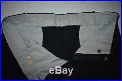 46L Tall Peter Millar Navy Blue Striped 2 PIECE SUIT