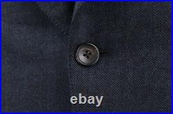 $7000 Men's Tom Ford'Spencer' Blue 3 Piece Wool-Cashmere Suit US 44R