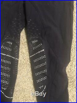 Animo Breeches Silicone Knee Patch Italian Size 42