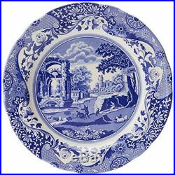 Blue Dinnerware Sets Italian 12 Piece