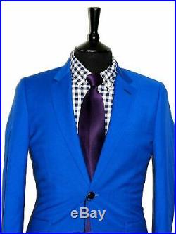 Bnwt Luxury Mens Paul Smith London Soho 3 Piece Suit 36r W30