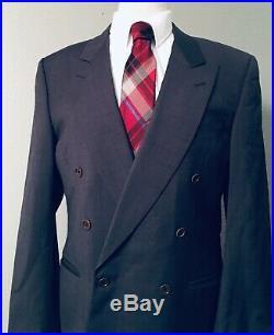 CANALI MILANO 40R Collezione Di Franco 2 Piece Suit