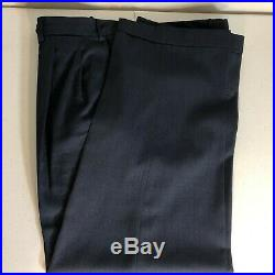 Corneliani Italian luxury blue nailshead 2 piece suit men size 44r 37x28 2B2V