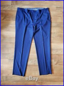 Haspel New Orleans 50 R x 46 W ROYAL SUIT Italian fabric cotton suit two piece