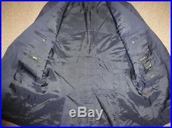 Hugo boss blue winter suit italian guabello fall 2 piece 36 jacket x 32 trousers