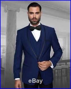 Italian Men Suit Slim Fit Wedding Suits Groom Suit Tuxedos 3 Pieces costard homm