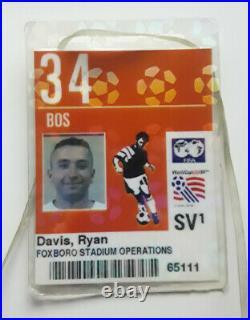 Italian National Soccer Team World Cup 94 Autographed Shirt RARE PIECE