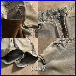 K2381 Intage Lee Italian Leather Custom Shorts Patch Remake Half Pants Denim
