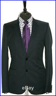 Luxury Mens Paul Smith Ps 2 Piece Spotted Suit 40r W34 X L31.5