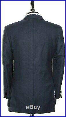 Luxury Mens Vicri Porto Navy 2 Piece Suit 40s W34 X L29