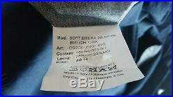 Maurizio Baldassari 48 IT 38 US 100% Cotton Navy Blue 2 Piece Suit Jacket Pants