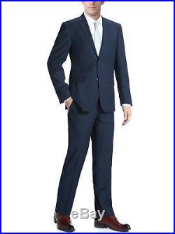Renoir Men's Classic Fit Italian Styled Two Piece Suit Size L44/38