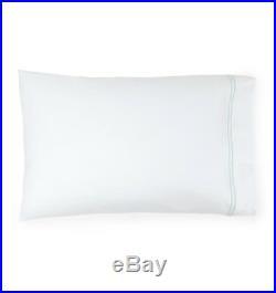 Sferra Grande Hotel Italian pure cotton pillowcases (2 pieces)