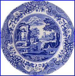 Spode 12 Piece Italian Dinnerware Set, Blue New