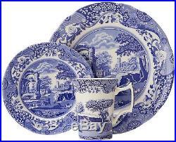 Spode Blue Italian 12-Piece Dinnerware Set (1646858)