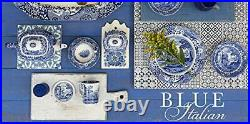 Spode Blue Italian 12-Piece Set