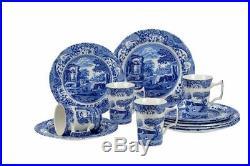 Spode Blue Italian 12 Piece Set 230357N