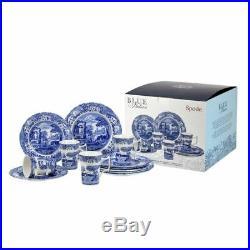 Spode Blue Italian 12 Piece SetDishwasher & Microwave SafeQuality Porcelain