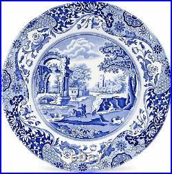 Spode Blue italian Set Dinner Set 18 Pieces X 6 Persons Dealer