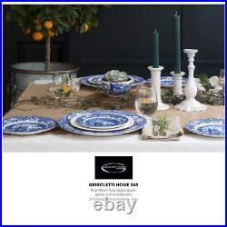 Spode Blue italian Set Dinner Set 36 Pieces X 12 Persons Dealer