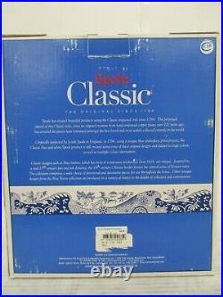 Spode Classic Blue Italian 3 Piece Tea Set Qqq 855