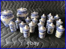 Spode Spice Set (21 pieces)